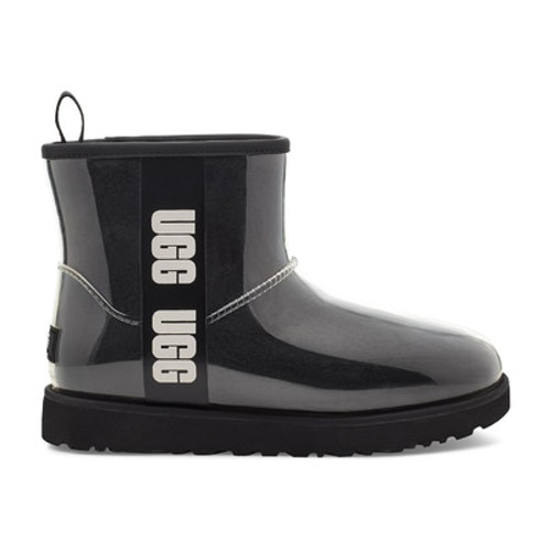 UGG - W CLASSIC CLEAR MINI - Black
