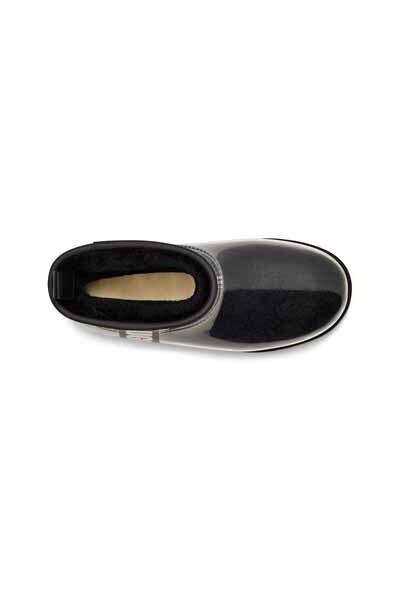 UGG - W CLASSIC CLEAR MINI - Black