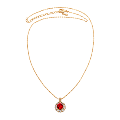 Lily and Rose - SOFIA NECKLACE – SCARLETT RED