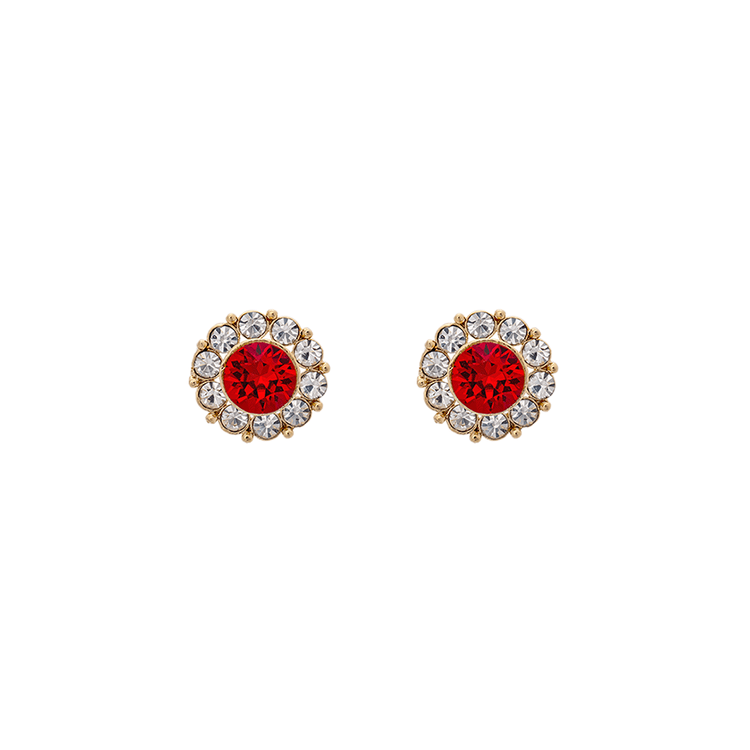 Lily and Rose - MISS SOFIA EARRINGS – SCARLETT RED