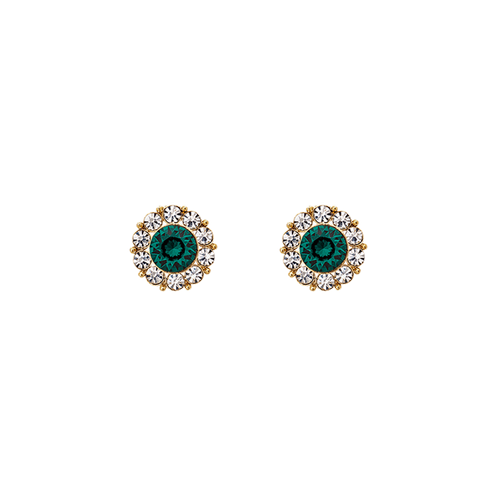 Lily and Rose - MISS SOFIA EARRINGS – EMERALD
