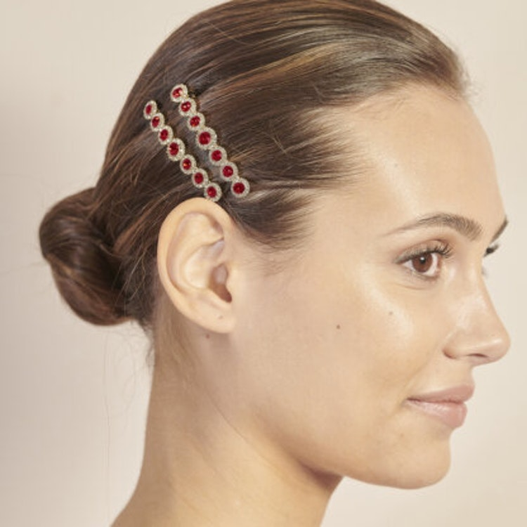 Lily and Rose - SIENNA HAIRPINN – SCARLETT RED