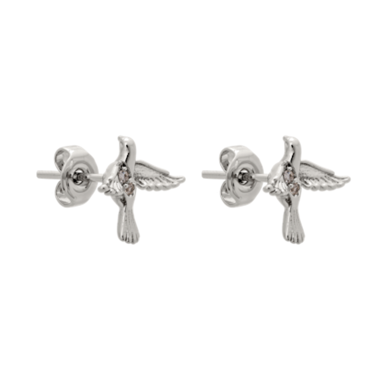 Lily and Rose - MISS EDEN EARRINGS – SILVER