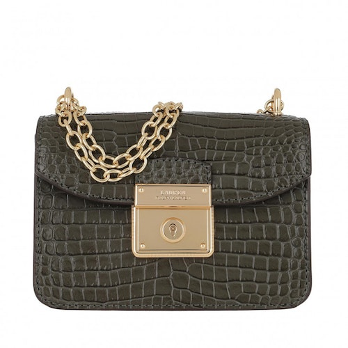 Ralph Lauren - Mini Beckett Crossbody Bag - Olive