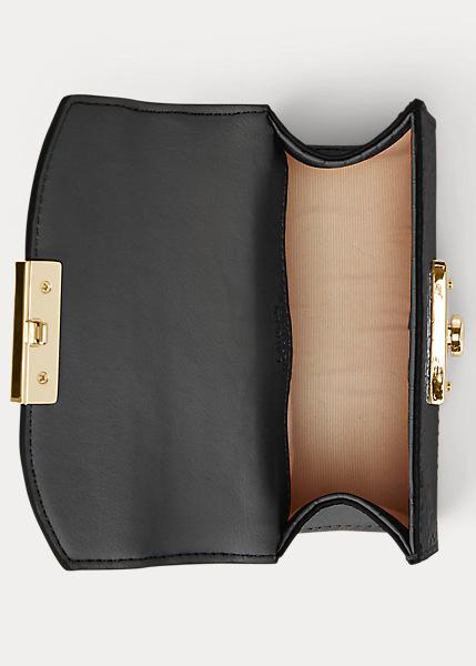 Ralph Lauren - Mini Beckett Crossbody Bag - Black