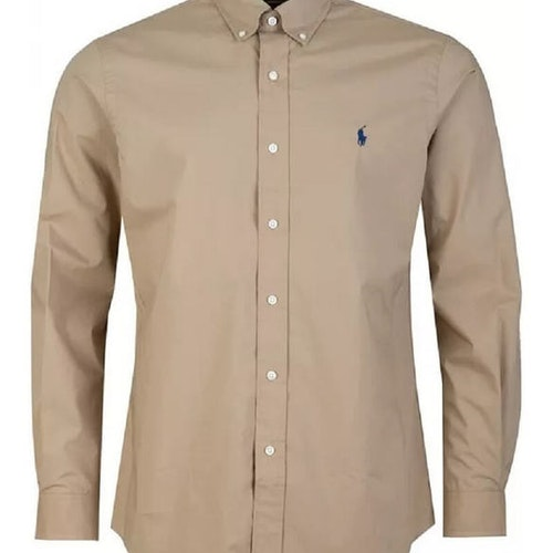 Ralph Lauren - Surrey tan shirt
