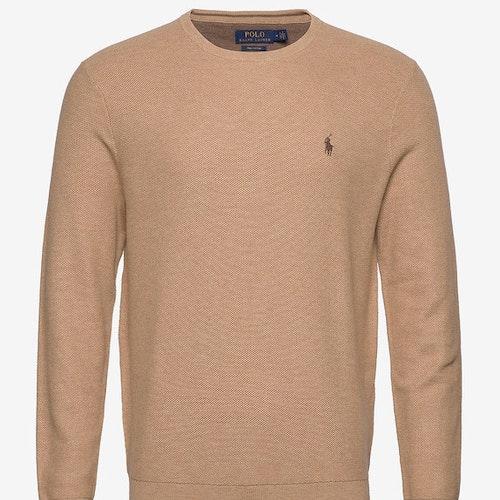 Ralph Lauren - Jersey pollover brown