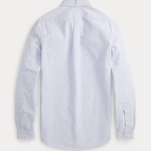 Ralph Lauren - Custom Fit Striped blue/white