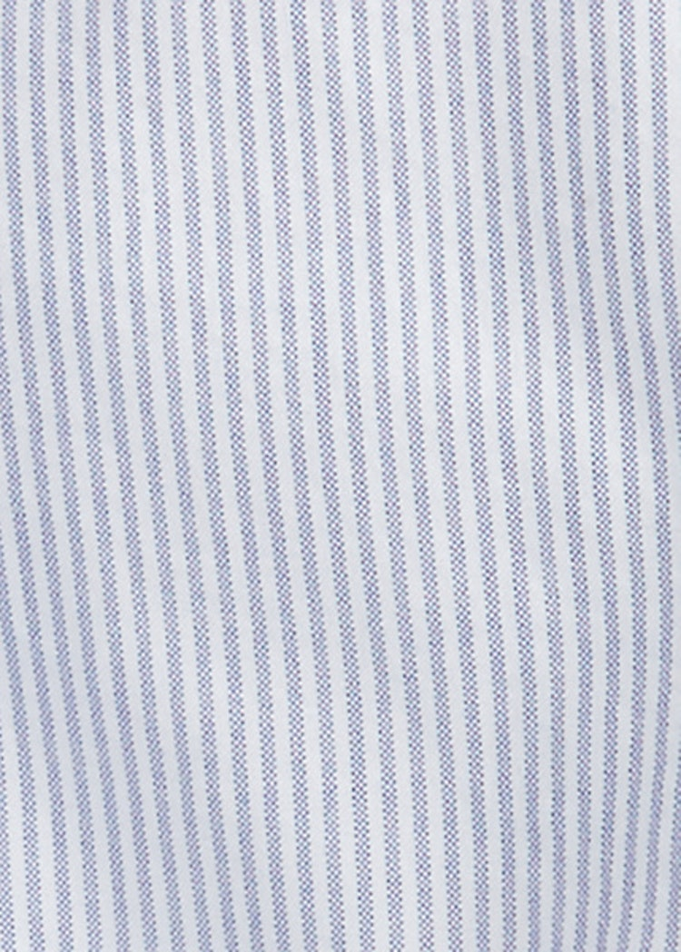 Ralph Lauren - Custom Fit Striped blue/white