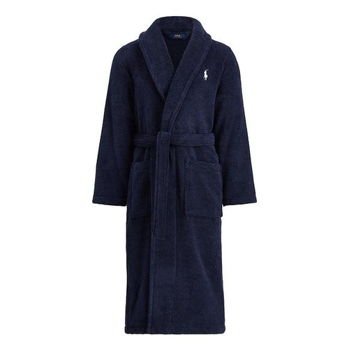 Ralph Lauren - Shawl-Collar Badrock Cruise Navy