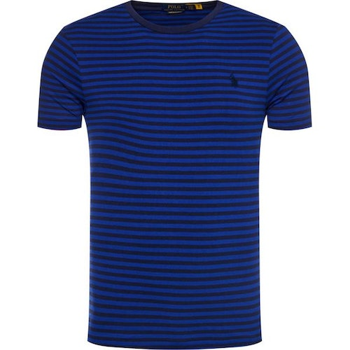 Ralph Lauren - Striped blue t-shirt