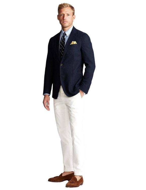 Ralph Lauren - Wool Navy blazer