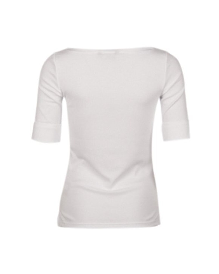 Ralph Lauren - Lauren - Cotton Boatneck white
