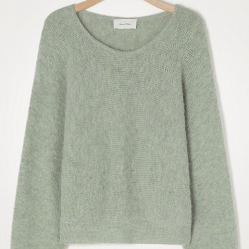 WOMEN'S JUMPER EAST - AMANDIER CHINE