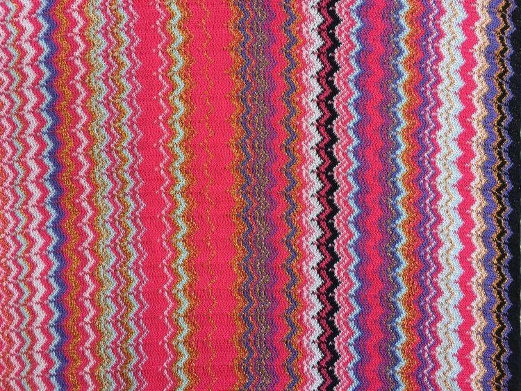 Missoni - Multi Colour Glitter Scarf
