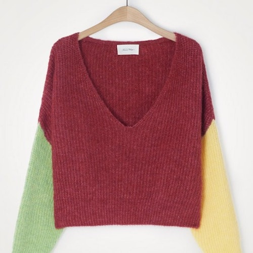 WOMEN'S JUMPER EAST - PECHE DE VIGNE CHINE
