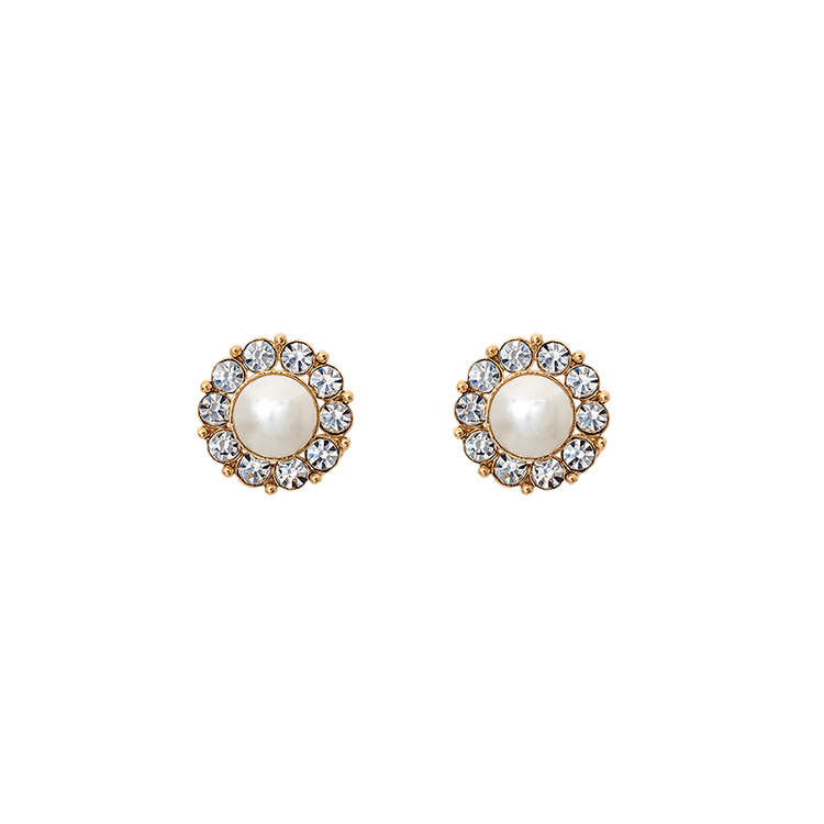 Lily and Rose - Miss Sofia pearl earrings - Ivory pearl gold