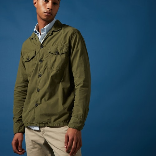 Hartford - Army green Jame jacket