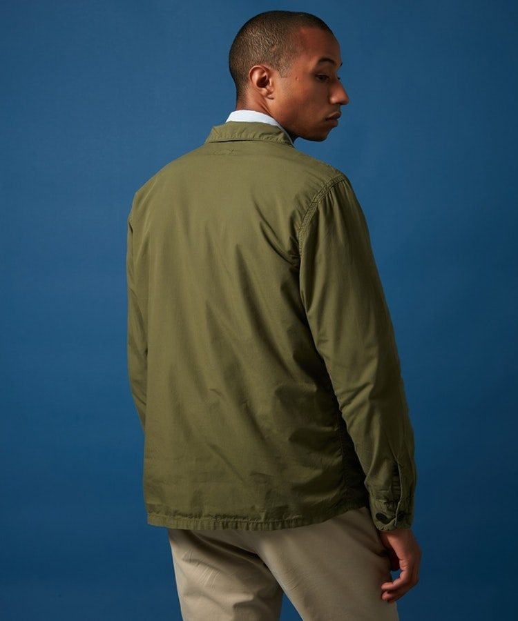 Hartford - Army green Jame jacket