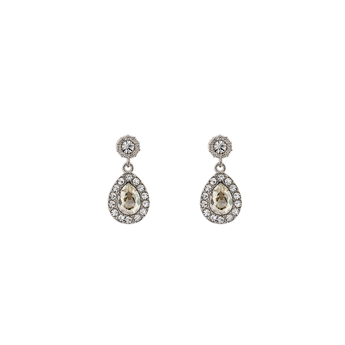 PETITE AMY EARRINGS – CRYSTAL
