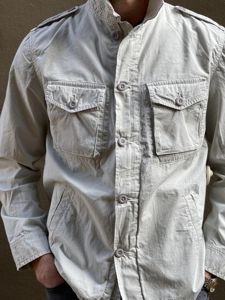 Hartford - Joshua military jacket - Mint