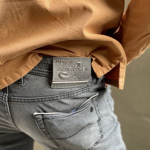 Jacob Cohën - Limited edition comf jeans - Grey