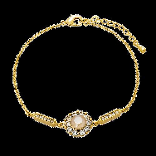 MISS SOFIA BRACELET – OYSTER (GOLD)