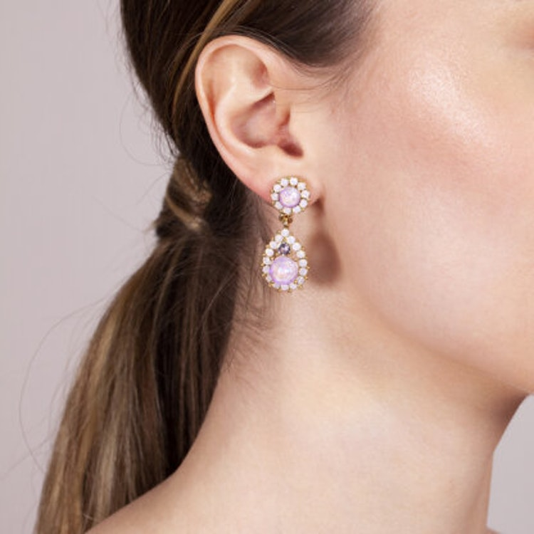 SOFIA EARRINGS – HORTENSIA