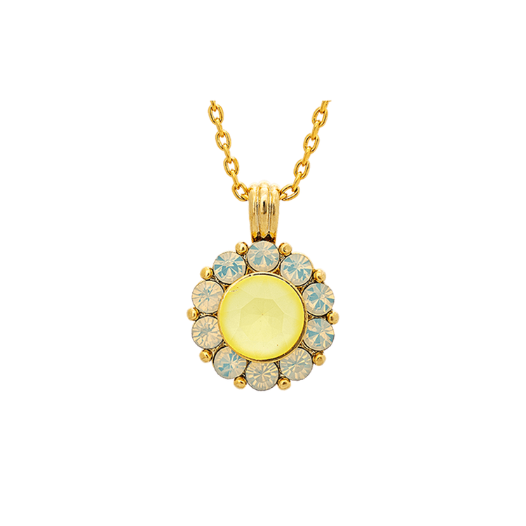 SOFIA NECKLACE – SUGAR LEMON