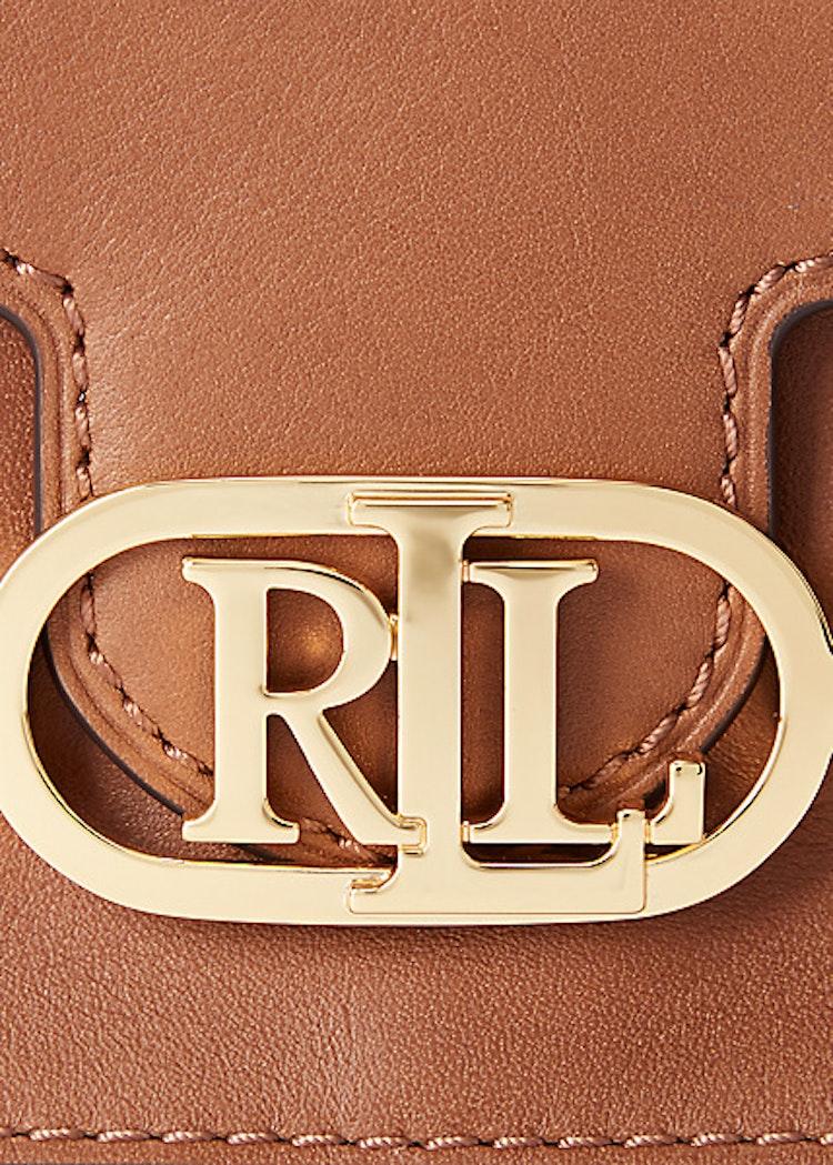 Ralph Lauren - Lauren - Leather Small Addie Crossbody - Tan