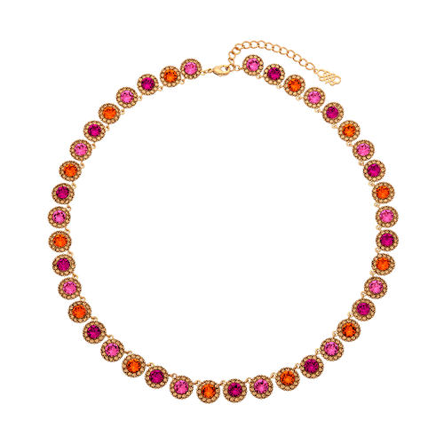 Lily and Rose - SOFIA AVANTGARDE NECKLACE – MALAWI