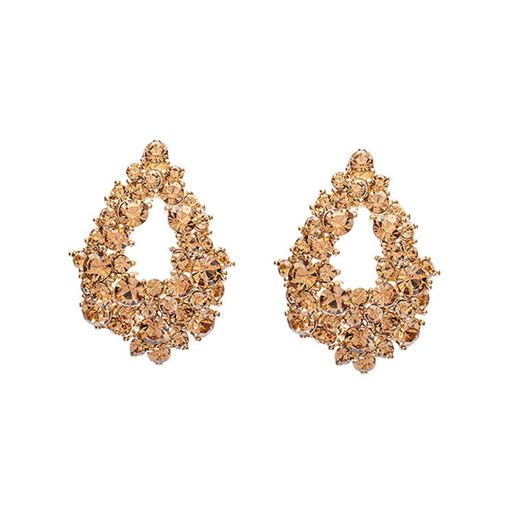 Lily and Rose - ALICE EARRINGS – LIGHT COLORADO TOPAZ