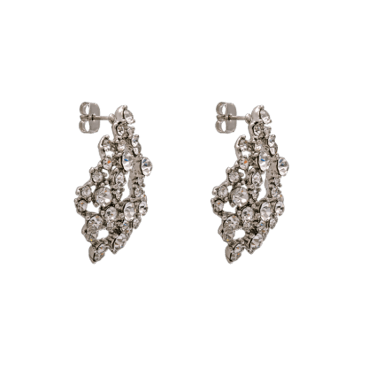Lily and Rose - ALICE EARRINGS – CRYSTAL