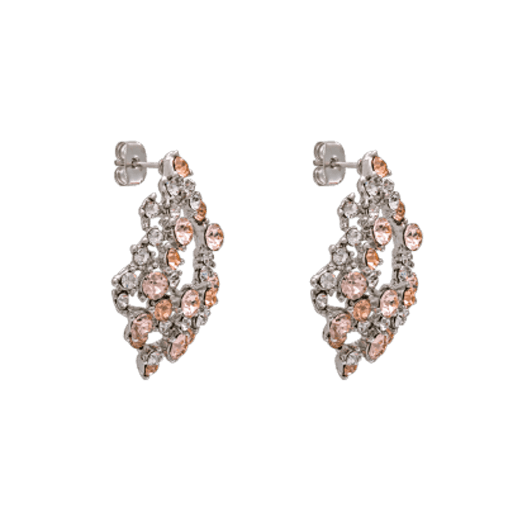 Lily and Rose - ALICE EARRINGS – SILK