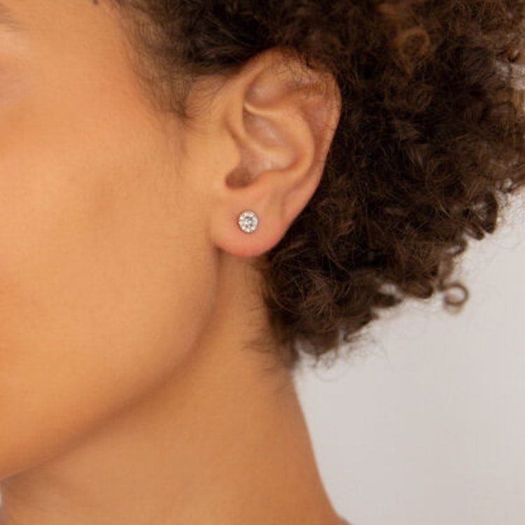 Lily and Rose - PETITE MISS SOFIA EARRINGS – BLACK DIAMOND