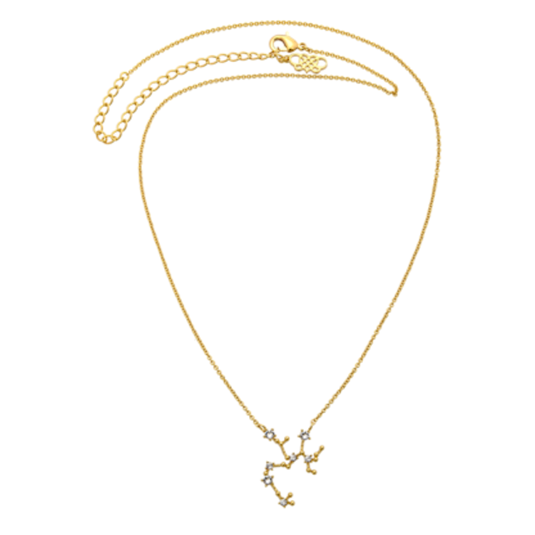 Lily and Rose - SAGITTARIUS STAR SIGN – CRYSTAL (GOLD)