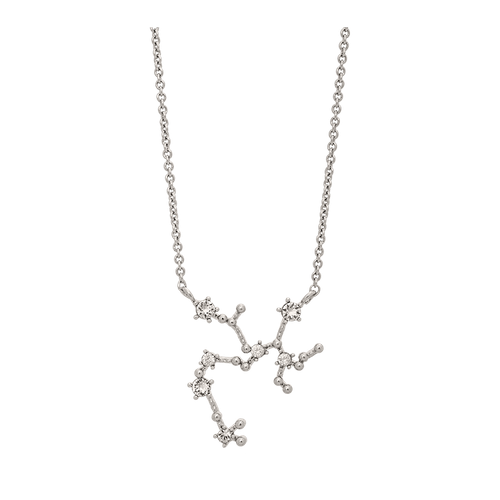 Lily and Rose - SAGITTARIUS STAR SIGN – CRYSTAL (SILVER)