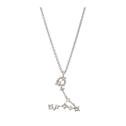 Lily and Rose - PISCES STAR SIGN – CRYSTAL (SILVER)