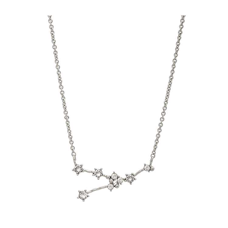 Lily and Rose - TAURUS STAR SIGN – CRYSTAL (SILVER)