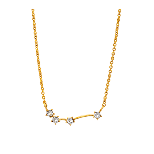 Lily and Rose - ARIES STAR SIGN – CRYSTAL (GOLD)