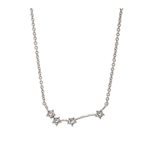 Lily and Rose - ARIES STAR SIGN – CRYSTAL (SILVER)