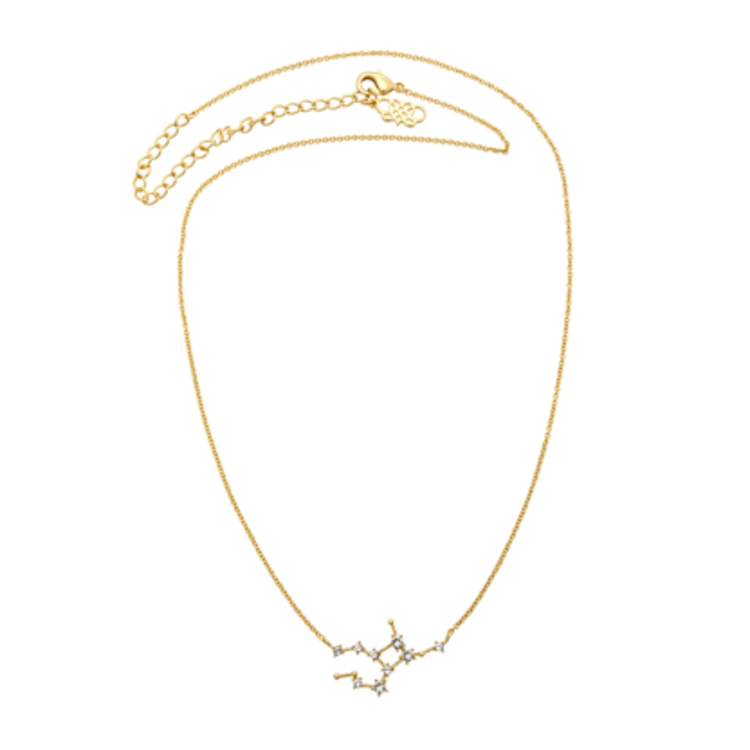 Lily and Rose - VIRGO STAR SIGN – CRYSTAL (GOLD)