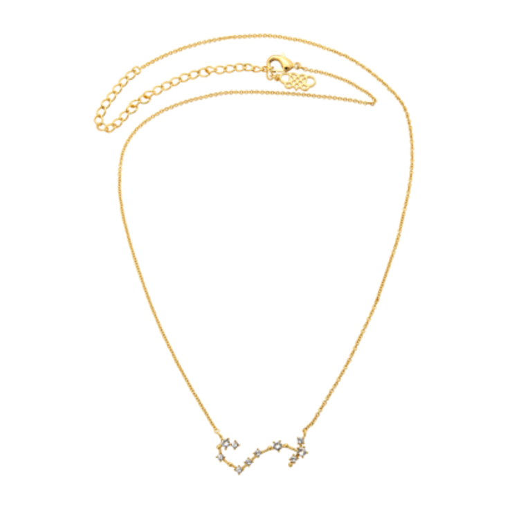 Lily and Rose - SCORPIO STAR SIGN – CRYSTAL (GOLD)