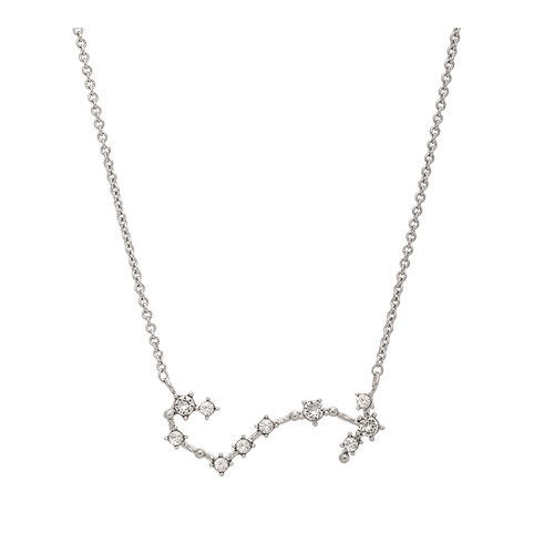 Lily and Rose - SCORPIO STAR SIGN – CRYSTAL (SILVER)