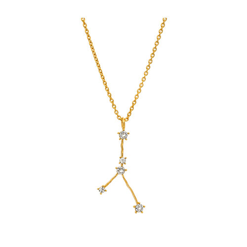 Lily and Rose - CANCER STAR SIGN – CRYSTAL (GOLD)