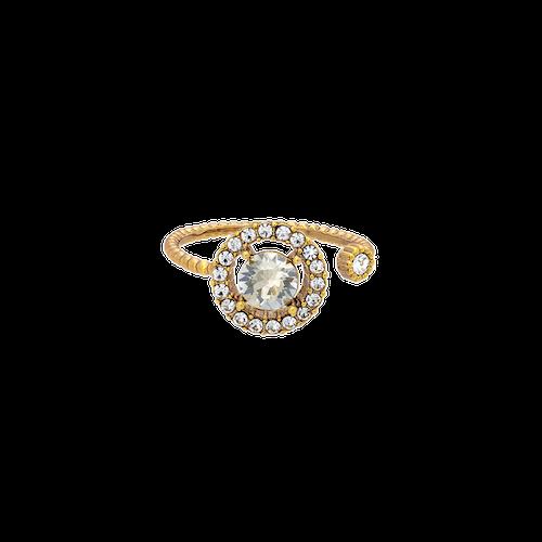 Lily and Rose - MIRANDA RING – SILVERSHADE (GOLD)