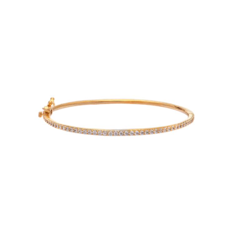 Lily and Rose - KENNEDY BRACELET – CRYSTAL (GOLD)