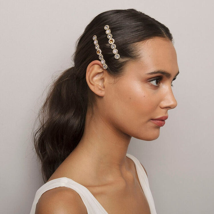 Lily and Rose - SIENNA HAIRPINN – TOPAZ ROSE