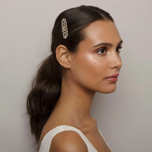 Lily and Rose - ELLINOR COMB – CRYSTAL (GOLD)