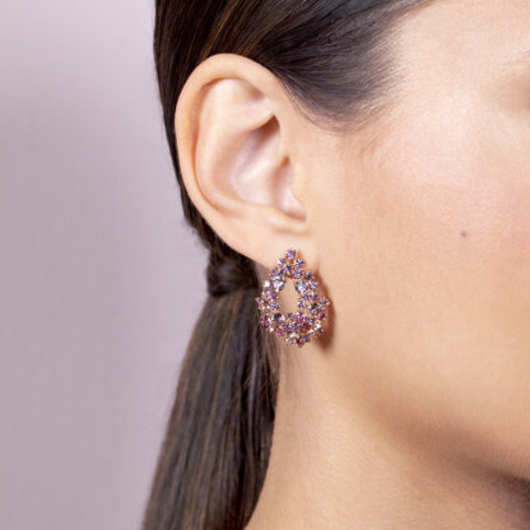 Lily and Rose - ALICE EARRINGS – HORTENSIA